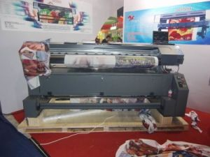Textile Printer to Print on Banner Cloth