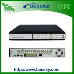 960h D1 Network HDMI Standalone 16CH CCTV DVR (BE-9016HC)