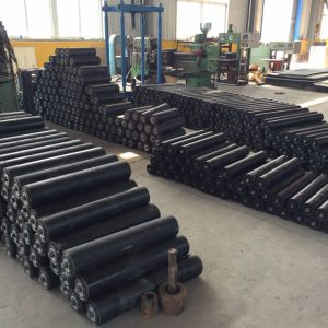 Tfp Standard Good Impact Resistant Roller Idler for High Strength Conveyor System pictures & photos