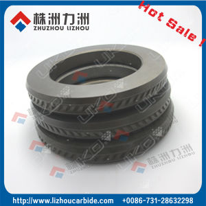 Pr Tungsten Carbide Roller for Processing Round Steel Wires