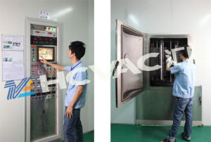 PVD Vacuum Black Color Sputtering Coating Machine/PVD Coating Machine pictures & photos