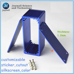 Customize Aluminum Die Casting Part with Surface Treatment pictures & photos