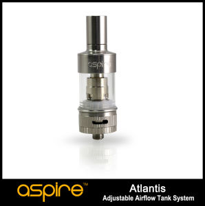 2014 Aspire Newest Rda Product Atlantis Tank with 0.5ohm Bvc Coil