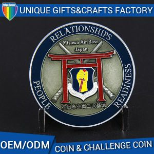 Manufacture Wholesale Cheap Custom Metal Coin with High Quality pictures & photos