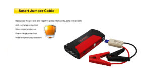 12V Emergency Car Jump Starter with Air Compressor pictures & photos