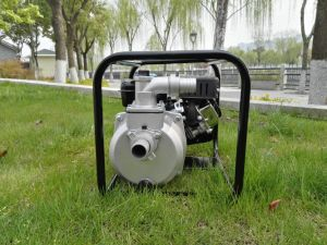 1.5 Inch EPA Certificate Self-Priming Gasoline Engine Driven Clean Water Pump (WP15) pictures & photos