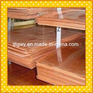 Copper Sheet, Copper Plate C11000, C10200 pictures & photos