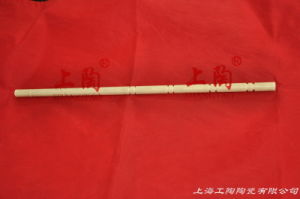 99% Alumina Ceramic Roller Rod pictures & photos