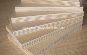 Water-Resistant Melamine Plywood, Melamine Glue Plywood pictures & photos