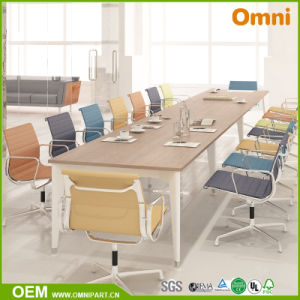 Hot Sell 12 Person Office Meeting Table pictures & photos