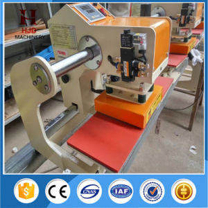 Professional Pneumatic Double-Position Heat Transfer Printing Machine pictures & photos