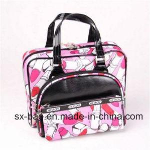 Fancy Handbag and Cosmetic Bag