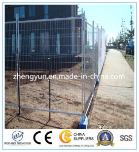 China Factory Welded Mesh Install Temporary Fence pictures & photos