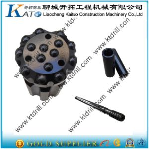 Threaded Button Bit T38 T45 T51/Retract Button Bit/Rock pictures & photos
