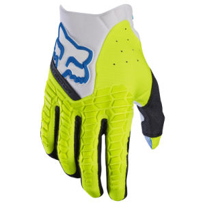 Yellow Bike Pawtector Gloves off-Road Gloves motorcycle Gloves (MAG116) pictures & photos
