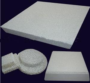 Alumina Ceramic Foam Filter Used in Alumina Casting pictures & photos
