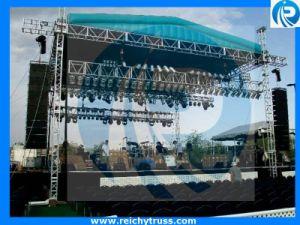Aluminium Video Truss, Speaker Truss, Fair Truss Ry. Heavy Light Truss for Events with TUV Mark pictures & photos