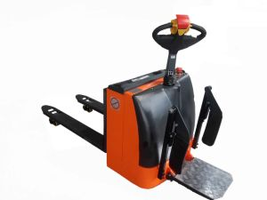 Electric Power Pallet Truck 685*1220mm pictures & photos