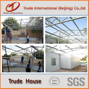 Hot Resist Steel House/Modular/Mobile/Prefab/Prefabricated Building pictures & photos