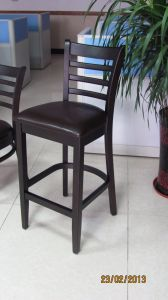 Bar Chair/Bar Stool/Hotel Furniture/Restaurant Furniture/Dining Chair/Canteen Furniture/Caffee Club Furniture/Caffee Shop Chair (NCHBC-GL1001) pictures & photos