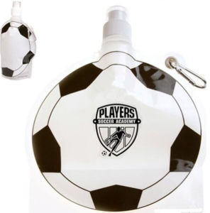 Soccerball Foldable Water Bottle (YT-160117) pictures & photos