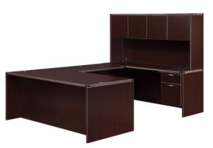 Modern High Quality MFC Board Office Desk Shell Executive Table Executive Desk pictures & photos