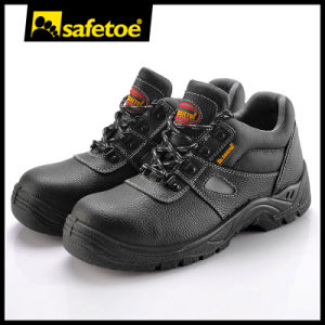 Steel Toe Work Shoes L-7252 pictures & photos