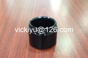 50g Black Cosmetics Glass Jars, Black Cream Jar, Violet Black Glass Jars pictures & photos