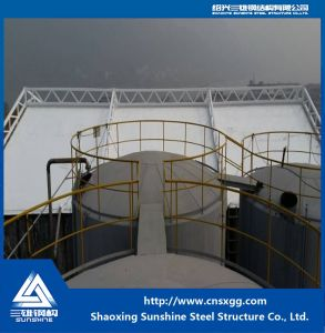 Steel and Membrane Structure pictures & photos