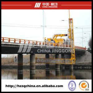 22m 8X4 Volvo (390HP) Lattice Bridge Inspection Vehicle (HZZ5320JQJ22) pictures & photos
