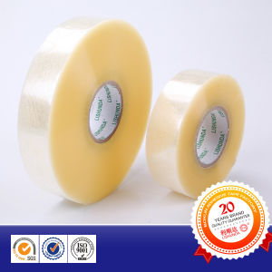 Jumbo Roll BOPP Packing Sealing Tape pictures & photos