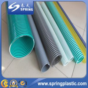PVC Plastic Heavy Duty Suction Hose pictures & photos