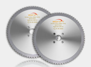 Cermet Tipped Tct Saw Blades for Cold Saw pictures & photos