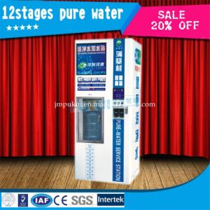 RO Pure Water Vending Machine with Cash of Coin and Note Operate (A-107) pictures & photos