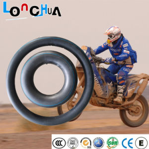 High Quality Natural Butyl Rubber Inner Tube for Motorcycle (2.50-18) pictures & photos