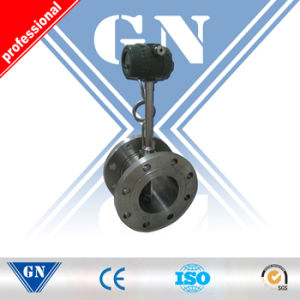 Digital Vortex Flow Meter for Water Pipe 4-20mA (CX-VFM) pictures & photos