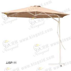Outdoor Umbrella, Side Pole Umbrella, Jjsp-11 pictures & photos