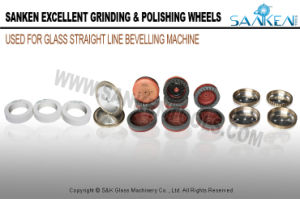 Glass Edge Grinding Polishing Wheel pictures & photos