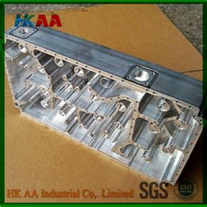 CNC Machining Large Aluminium Electronic Enclosure for Telecommunication Equipment pictures & photos