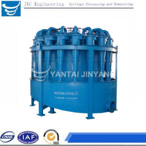 Mining Machinery High Wear-Resisting Rubber Lined Hydrocyclone