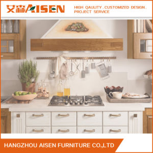 Easy Installastion Simple Design Kitchen Cabinet From Hangzhou pictures & photos