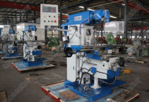 Universal Horizontal RAM Milling Machine (XL6436) pictures & photos