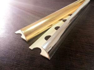 Anodized Aluminum Strip for Tile Decoration pictures & photos
