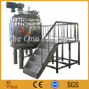 Mixing Tank/Mixing Vessel Reactor, Boiler Tomt-2000LV pictures & photos