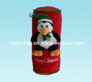 Plush Candy Pillow with Christmas Animals pictures & photos