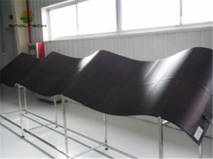 288W Roll up Thin Film Flexible Solar Laminate for LED Light Solution pictures & photos