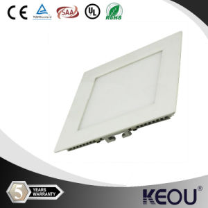 Super Slim Square 24W LED Panel Light 10 Inch pictures & photos