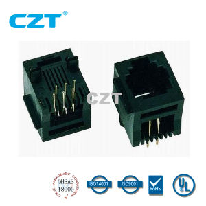 UL Approved PCB Jack Connector (YH-52-04)