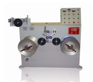 400A Cross Reticular Dual-Axis Coiling Machine pictures & photos