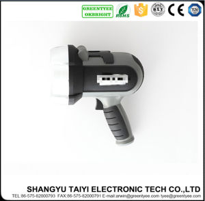 3W High Power Rechargeable CREE LED Car Handheld Spotlight pictures & photos